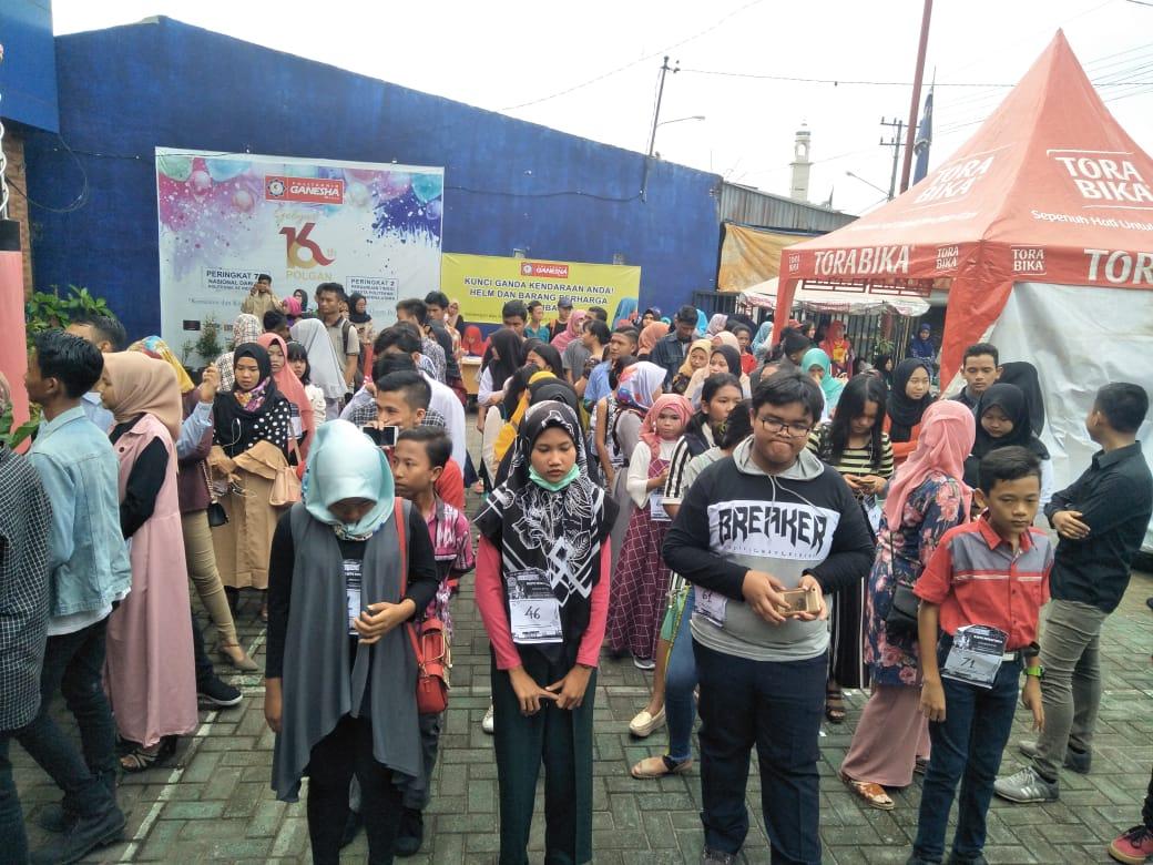 IDOL FESTIVAL 8 X-FACTOR SMK BM BUDI AGUNG MEDAN