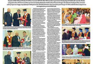 Ayo Bergabung Bersama Politeknik Ganesha Medan, Politeknik Terbaik Kedua Di Sumut
