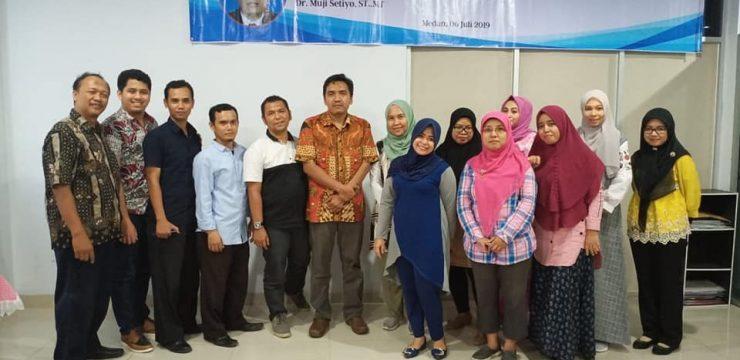 Dokumentasi Workshop Penulisan Karya Ilmiah Nasional Bereputasi Terindex Sinta S2