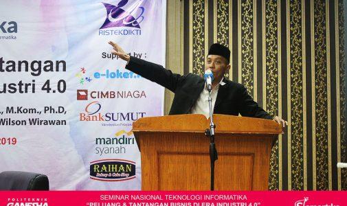 Seminar Nasional teknologi Informatika 2 ( SEMANTIKA 2 )